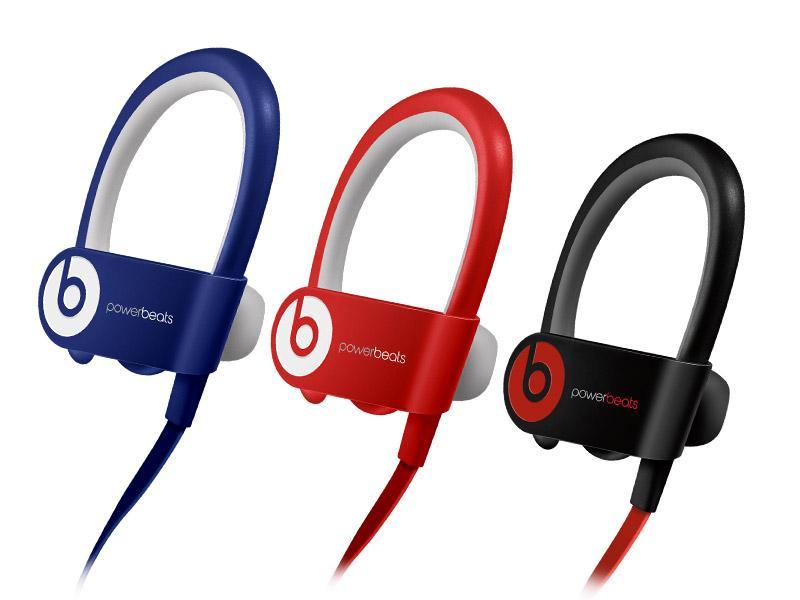 Tự do hơn, thêm sức mạnh hơn với tai nghe Powerbeats 2 Wired