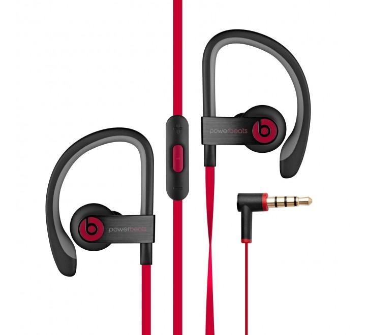 Tai nghe Powerbeats 2 Wired được thiết kế để hoàn thiện