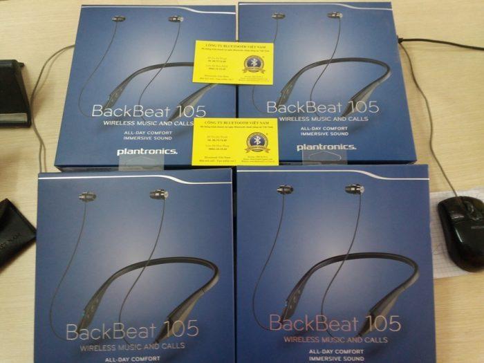 Đánh giá chi tiết về tai nghe bluetooth plantronics backbeat 105