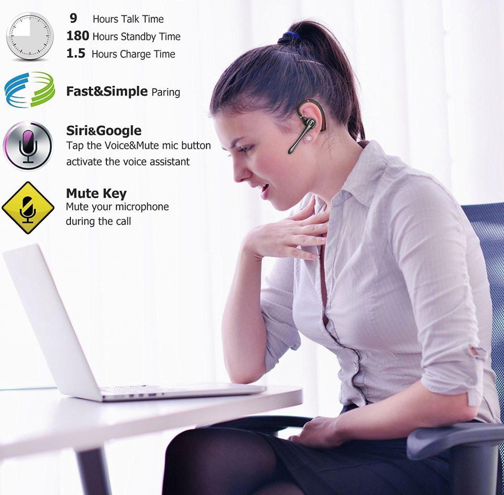 Cấu hình tai nghe xiaomi Spoon - B1 thỏa mãn mọi nhu cầu cao cấp hiện nay