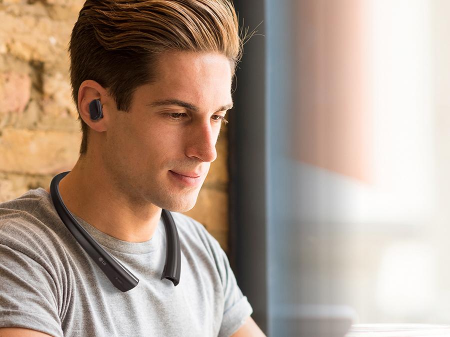 Đánh giá chi tiết về tai nghe không dây LG HBS 110