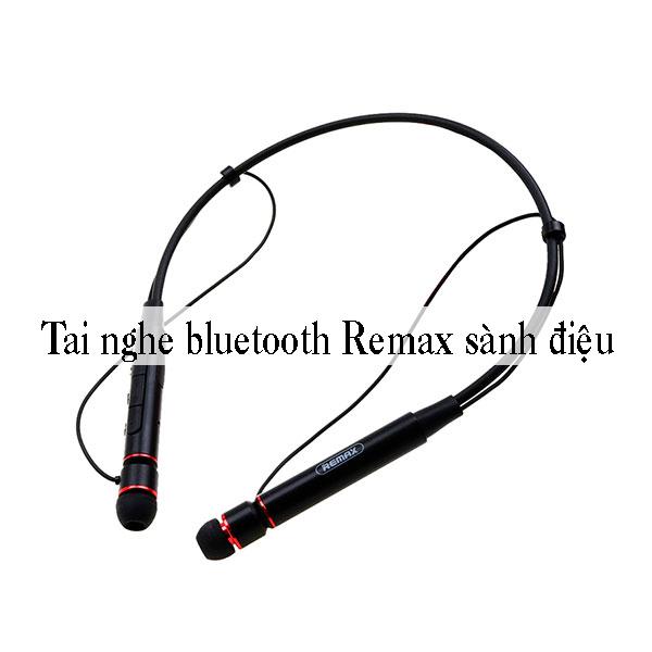 Tai nghe bluetooth Remax sành điệu và cao cấp