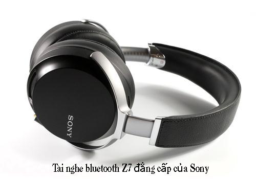 Tai nghe không dâyZ7 đẳng cấp của Sony