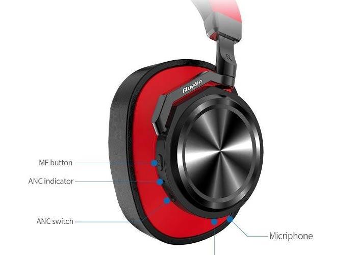 tai nghe bluetooth chính hãng đỉnh cao T6 tích hợp công nghệ chống ồn chủ động