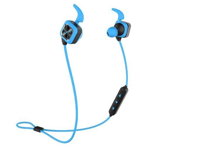 Tai nghe bluetooth bluedio KS Energy với phím điều chỉnh đơn giản, dễ dàng