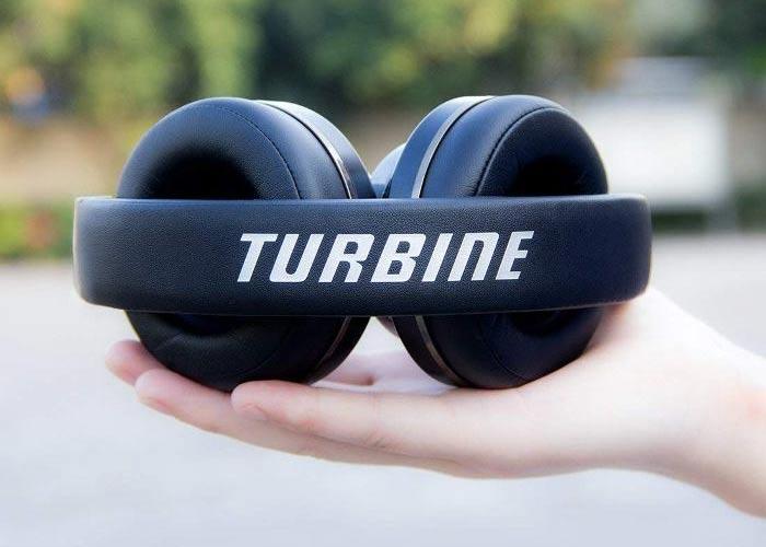 Tai nghe bluetooth T3 Plus gập gọn, tiết giảm không gian khi di chuyển