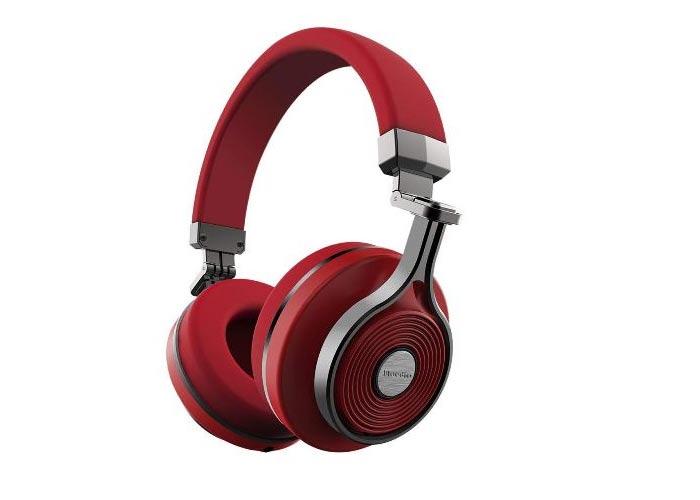 Tai nghe bluetooth bluedio T3 Plus với thiết kế mang tính năng động thể thao
