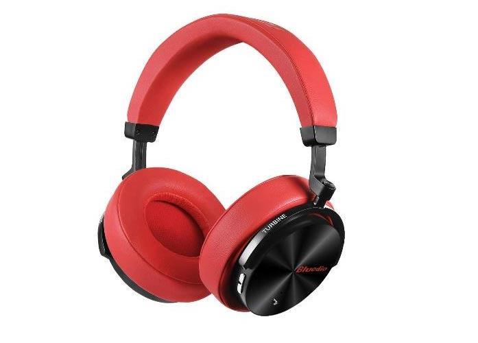 Tai nghe bluetooth Bluedio T5 với thiết kế thể thao và âm nhạc