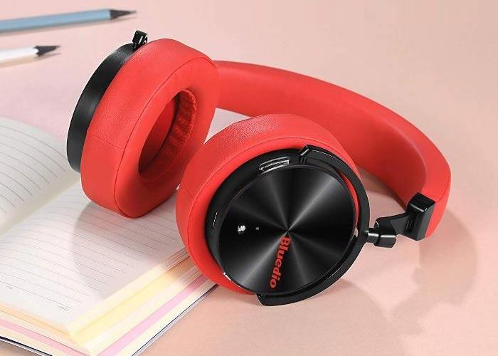 tai nghe Bluetooth Bluedio T5 cực chất khi tập GYM