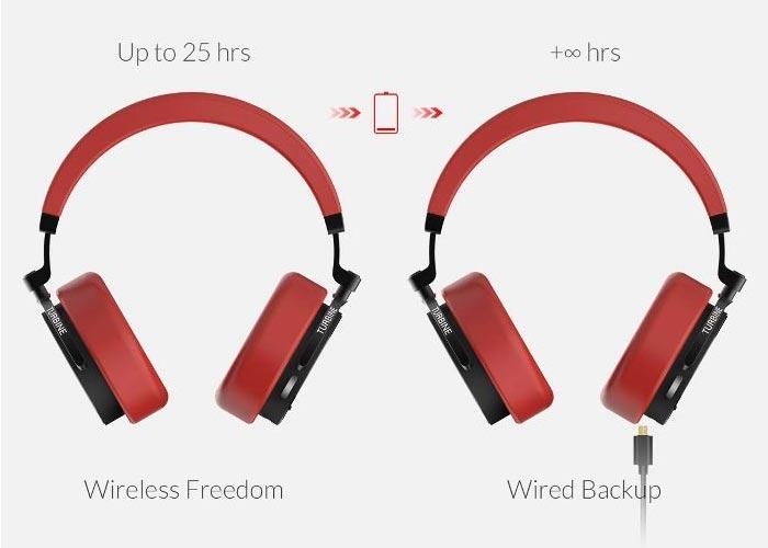 tai nghe Bluetooth Bluedio T5 hỗ trợ đa dạng cho mọi thiết bị di động hiện nay