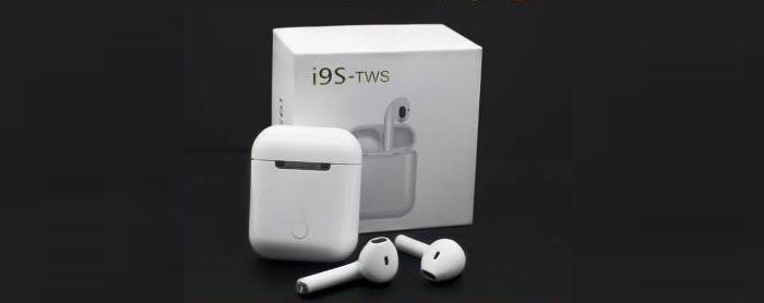Tai nghe true wireless I9S tiện dụng mọi lúc mọi nơi