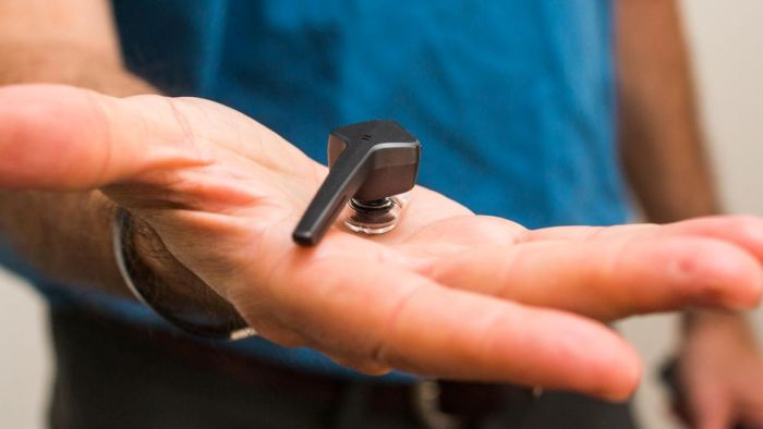 Khả năng chống ồn cao của tai nghe Plantronics Voyager 3240