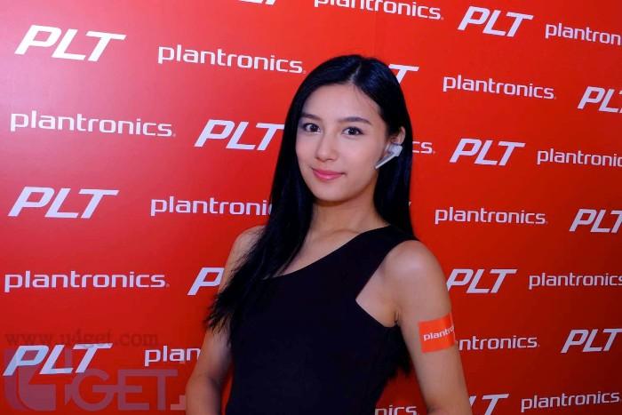Plantronics Voyager 3200 có khoảng cách kết nối mở rộng