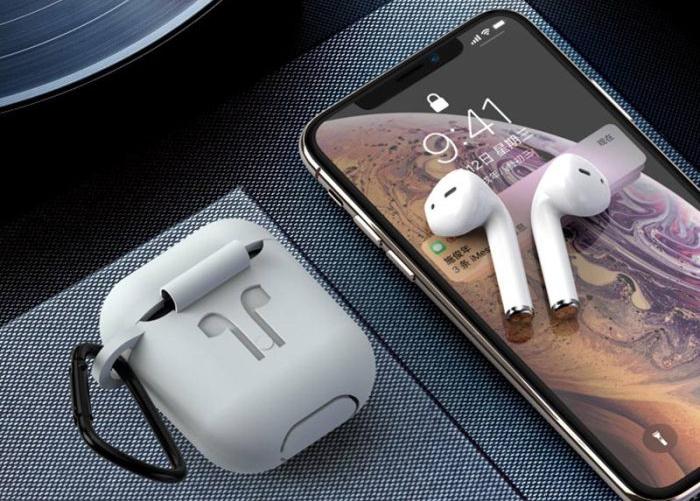 Tai nghe được trang bị chuẩn bluetooth mới nhất 5.0 nên việc kết nối rất nhanh. Tai nghe kết nối cho mọi điện thoại, vừa đàm thoại, vừa nghe nhạc