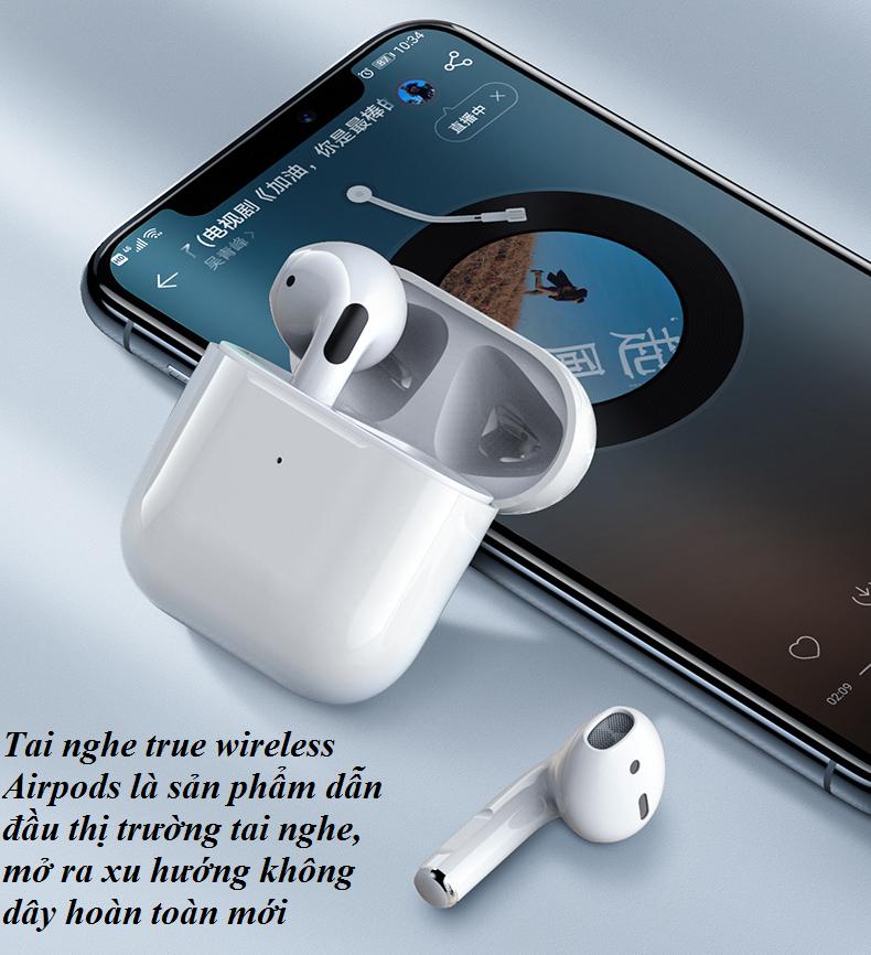 mua tai nghe bluetooth không dây cho điện thoại Iphone