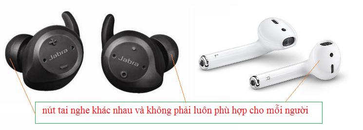 Những lưu ý khi mua tai nghe Bluetooth True Wireless