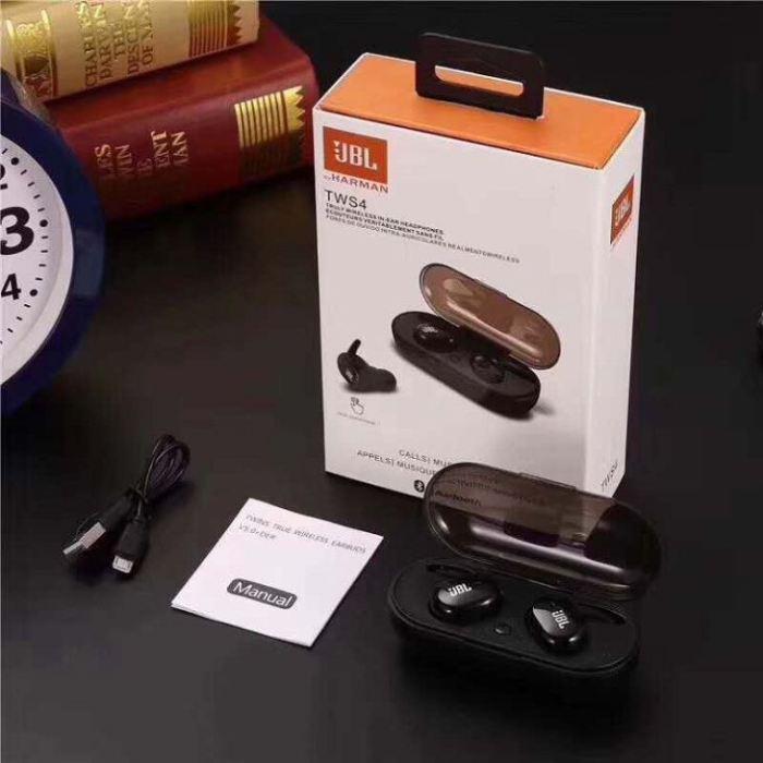 Tai nghe bluetooth JBL TWS4 chính hãng được bán tại Bluetooth Việt Nam