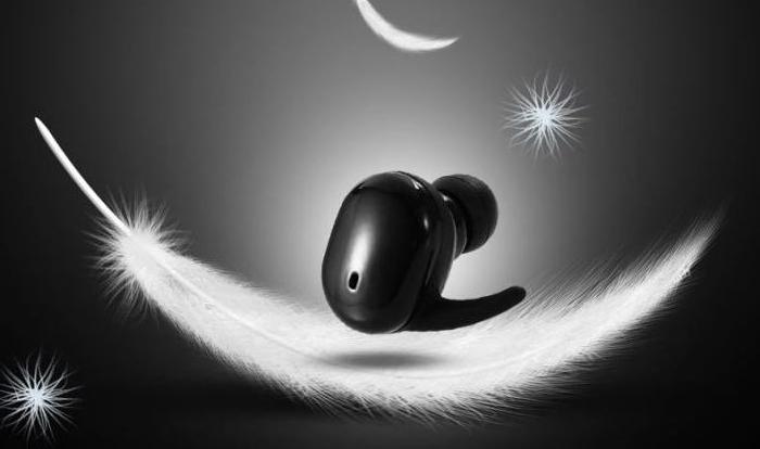 Mẫu tai nghe bluetooth với thiết kế không dây hoàn toàn