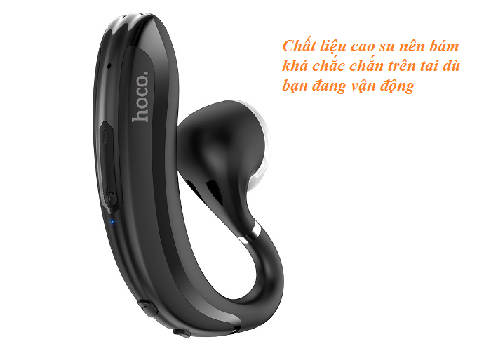 Bluetooth HOCO E35 với chuẩn bluetooth mới nhất