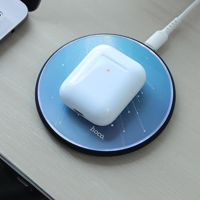 True Wireless Hoco ES32 lần này chính là công nghệ sạc không dây tiên tiến