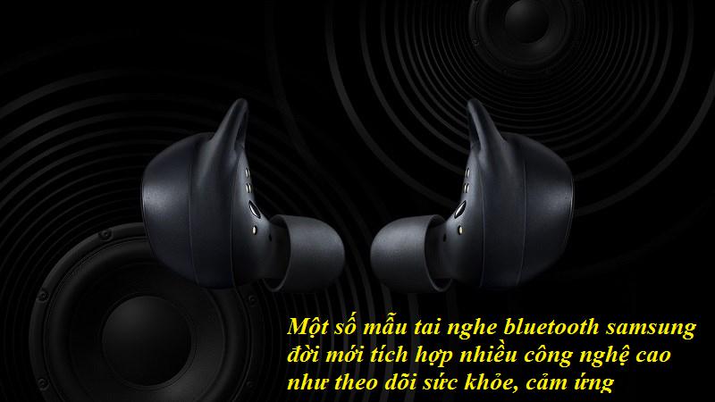 tai nghe bluetooth samsung mang tới chất lượng cao với âm thanh chuẩn