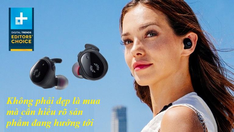 đẹp là chưa đủ khi chọn mua tai nghe true wireless cho nữ
