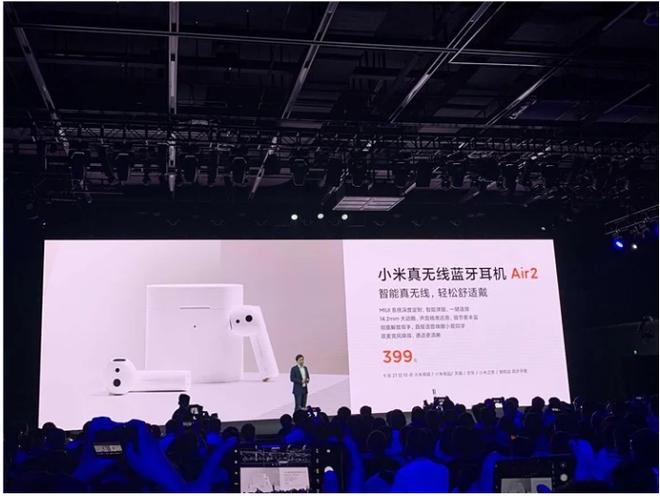Tai nghe không dây Xiaomi Air 2