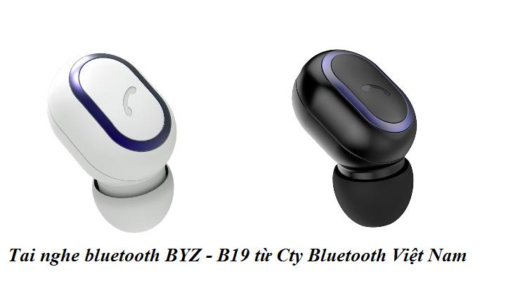 Tai nghe siêu nhỏ BYZ B19