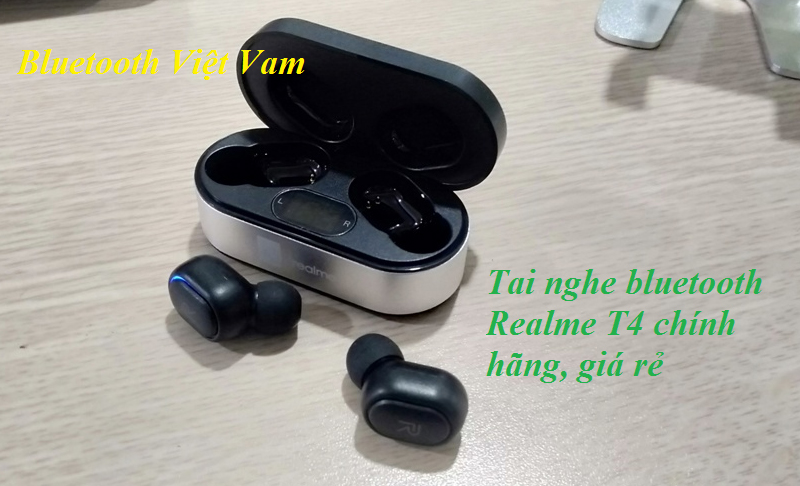 Tai nghe bluetooth Realme T4