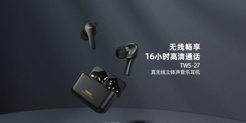 tai nghe true wireless Remax TWS-27