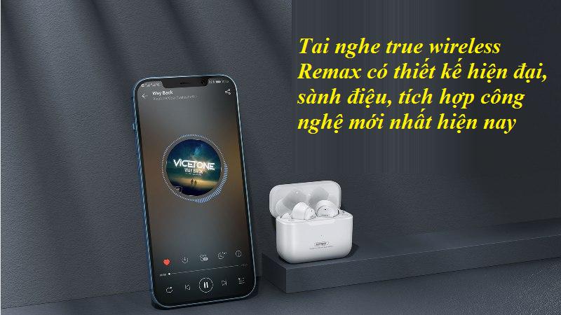 tai nghe true wireless remax