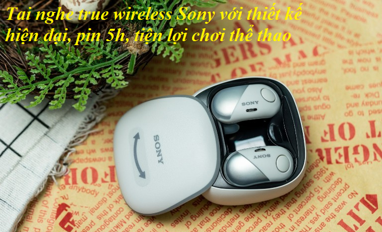tai nghe true wireless sony