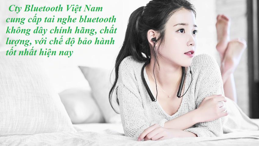 Cty Bluetooth Việt Nam cung cấp tai nghe bluetooth không dây chính hãng, chất lượng, với chế độ bảo hành tốt nhất hiện nay