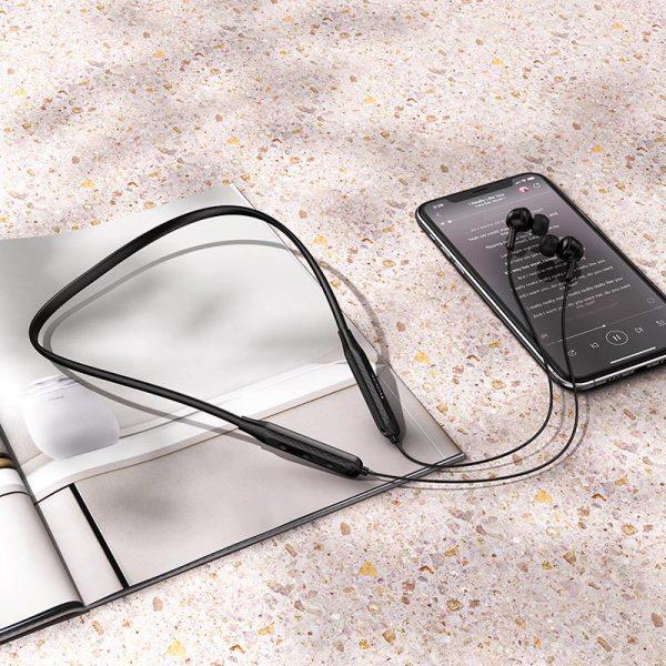 Tai nghe bluetooth Hoco ES15 mỏng, nhẹ, bền bỉ