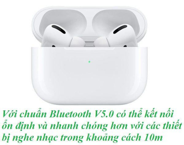 Tai nghe bluetooth Hoco ES84 có dung lượng pin cao, bền vững