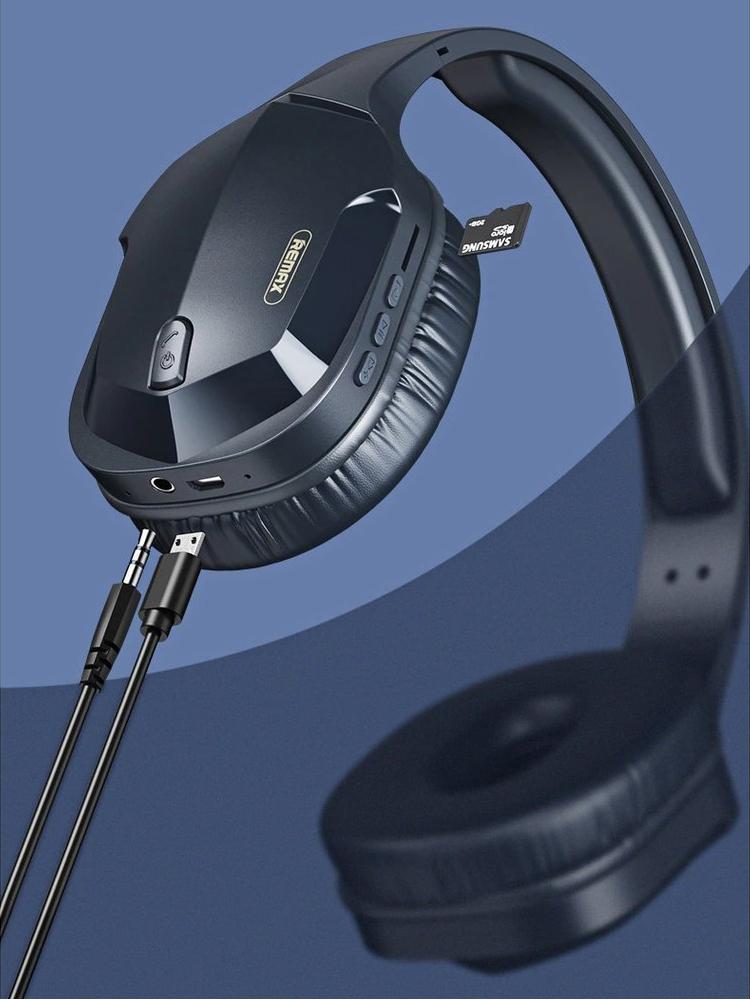 tai nghe Bluetooth Remax RB-750HB